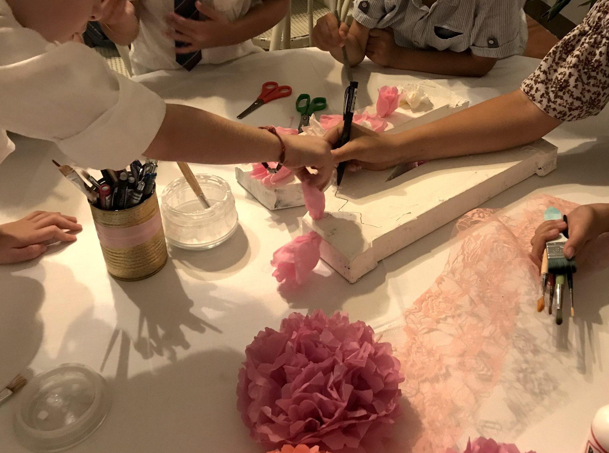 Arcimboldo e i fioritratti: laboratorio