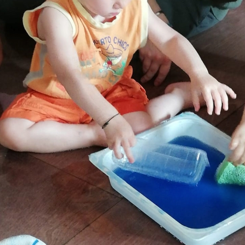Atelier di famiglia: i travasi