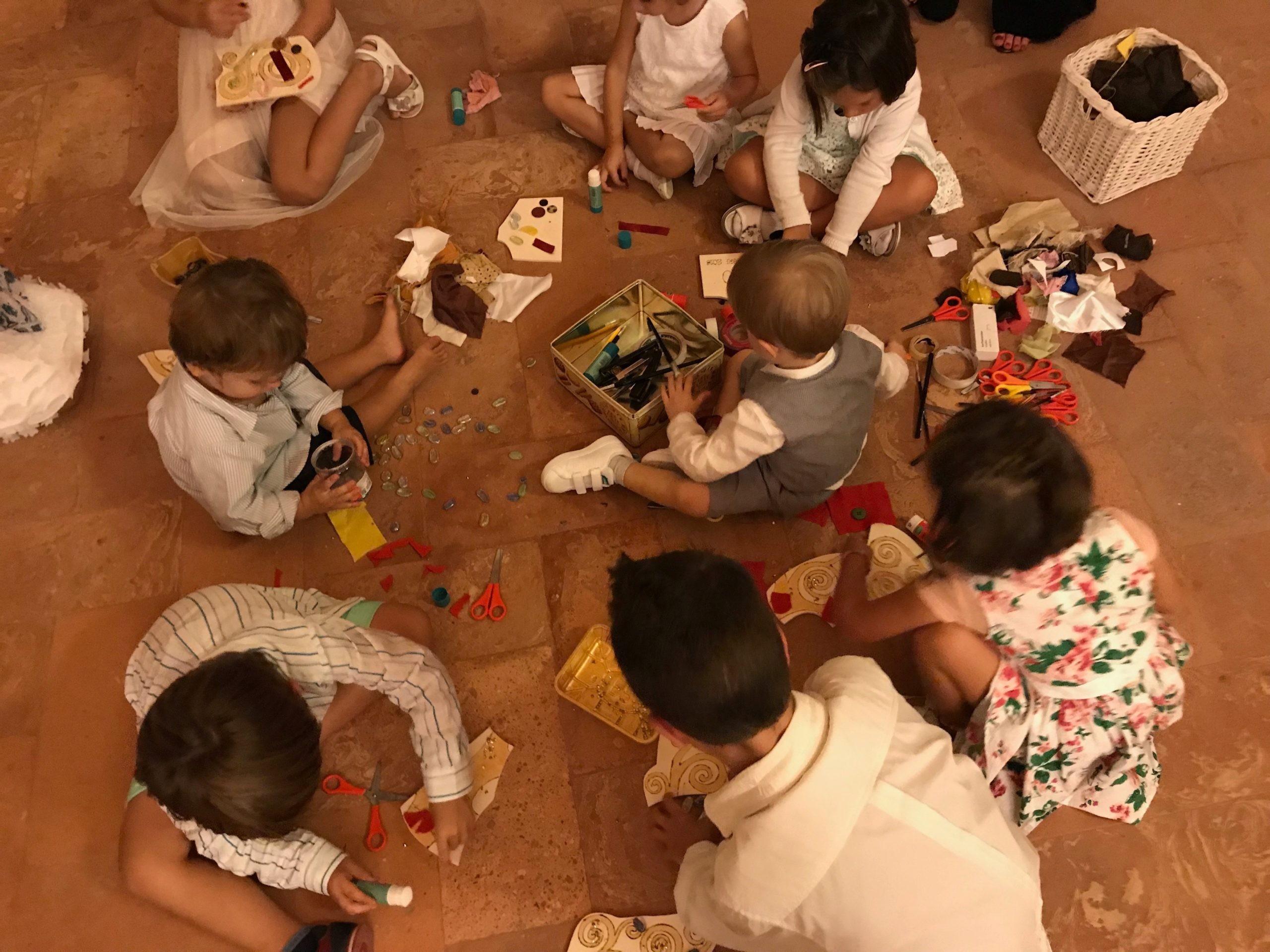 Klimt e l'Albero della vita: laboratorio